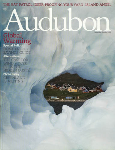 Audubon Cover (USA)